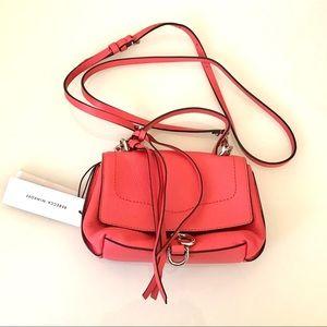 Rebecca Minkoff Stella Grapefruit Mini Satchel Bag